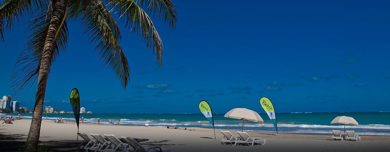 Hotel Embassy Suites San Juan - Hotel & Casino, Puerto Rico - Playa