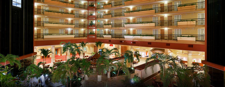 Hotel Embassy Suites San Juan - Hotel & Casino, Puerto Rico - Atrio