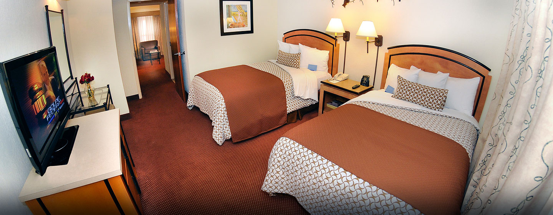 Hotel Embassy Suites San Juan - Hotel & Casino, Puerto Rico - Suite doble