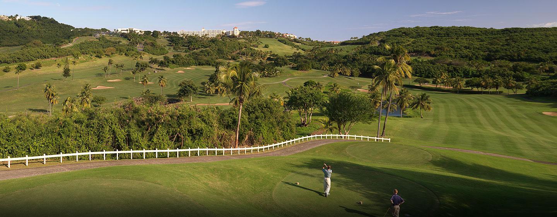 El Conquistador, un resort de Waldorf Astoria, Fajardo, Puerto Rico - Campo de golf