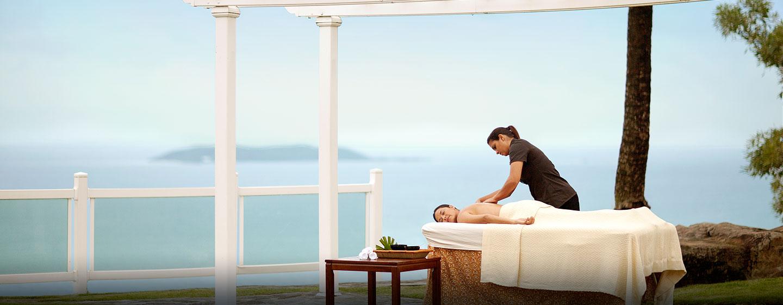 El Conquistador, un resort de Waldorf Astoria, Fajardo, Puerto Rico - Servicios del spa
