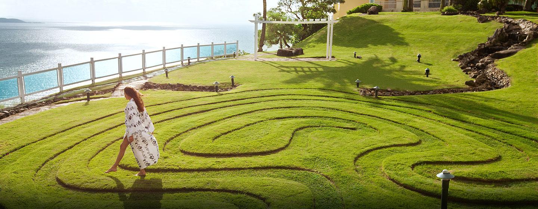 El Conquistador, un resort de Waldorf Astoria, Fajardo, Puerto Rico - Jardines de meditación