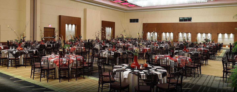 El Conquistador, un resort de Waldorf Astoria, Fajardo, Puerto Rico - Gran salón de fiestas