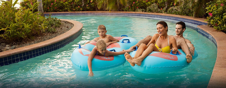 El Conquistador, un resort de Waldorf Astoria, Fajardo, Puerto Rico - Parque acuático