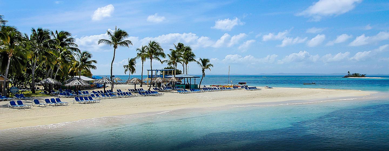 El Conquistador, un resort de Waldorf Astoria, Fajardo, Puerto Rico - Playa