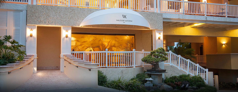 Las Casitas, a Waldorf Astoria Resort, Fajardo, Puerto Rico - Entrada del Spa
