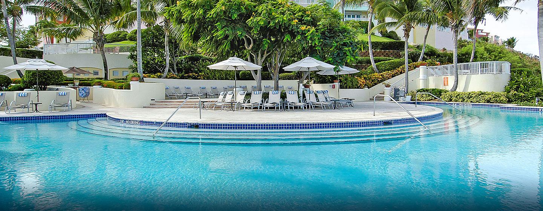 Las Casitas, a Waldorf Astoria Resort, Fajardo, Puerto Rico - Piscina del hotel