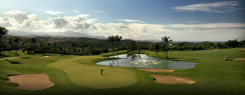 Las Casitas, a Waldorf Astoria Resort, Fajardo, Puerto Rico - Campo de golf