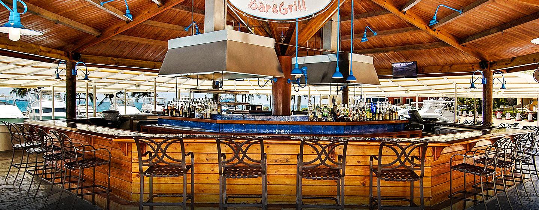 Las Casitas, a Waldorf Astoria Resort, Fajardo, Puerto Rico - Bar Ballyhoo