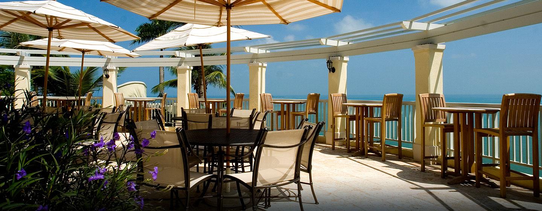 Las Casitas, a Waldorf Astoria Resort, Fajardo, Puerto Rico - Terraza