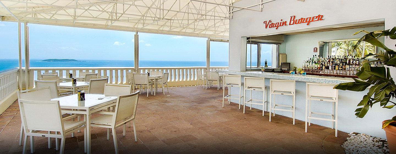 Las Casitas, a Waldorf Astoria Resort, Fajardo, Puerto Rico - Virgin Burger