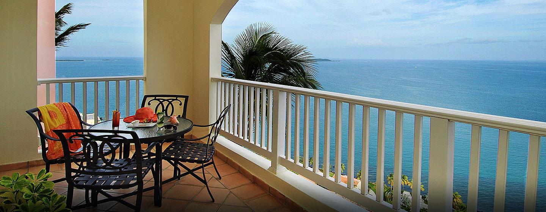 Las Casitas, a Waldorf Astoria Resort, Fajardo, Puerto Rico - Balcón de la habitación