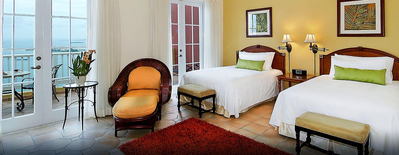 Las Casitas, a Waldorf Astoria Resort, Fajardo, Puerto Rico - Habitación doble con vista al mar