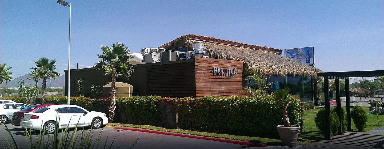 Hotel DoubleTree Suites by Hilton Saltillo, Coahuila, México - Bar Pacifica