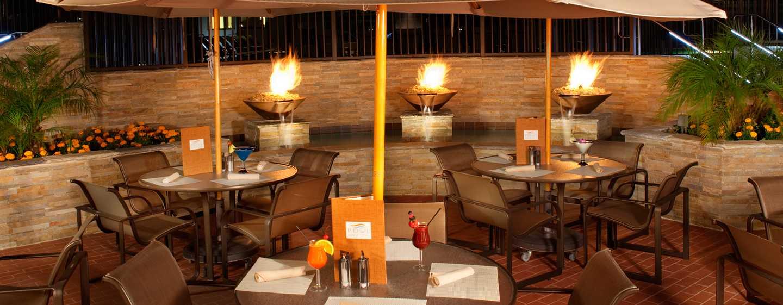 Hilton Anaheim, Califórnia - Pool Bar and Grill