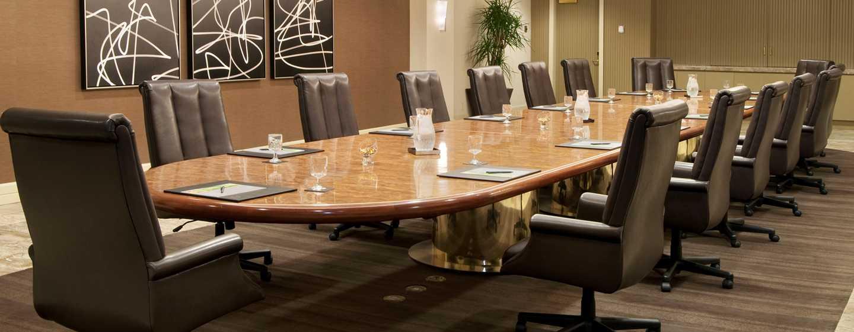 Hilton Anaheim, Califórnia - Sala executiva de reuniões