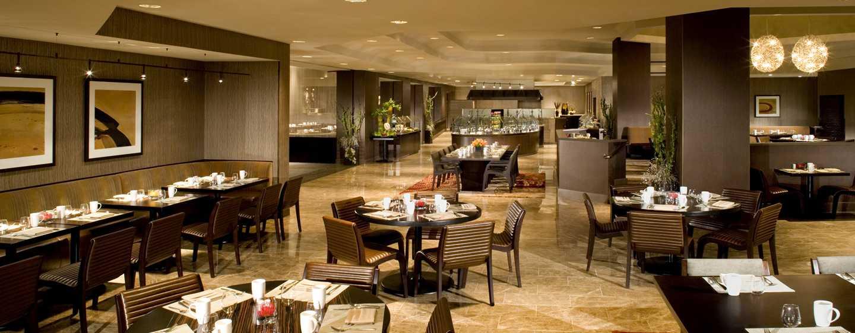 Hilton Anaheim, Califórnia - Restaurante Mix