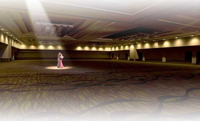 Hôtel Hilton Anaheim, Californie - Salle de réception