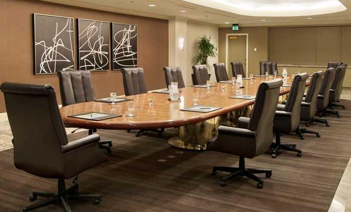 Hôtel Hilton Anaheim, Californie - Salle de réception exécutive