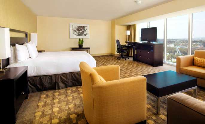 Hilton Anaheim, California - King Bed Studio Suite