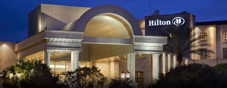 Hotel Hilton Malabo, Guinea Ecuatorial - Fachada