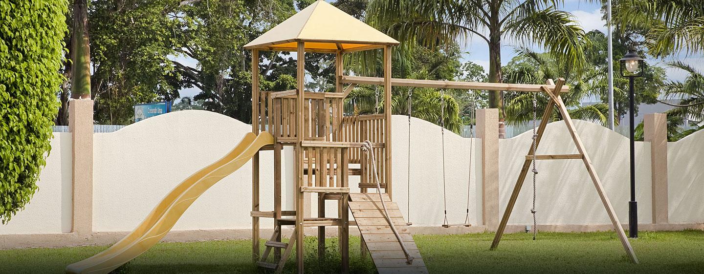 Hotel Hilton Malabo, Guinea Ecuatorial - Área de juegos para niños