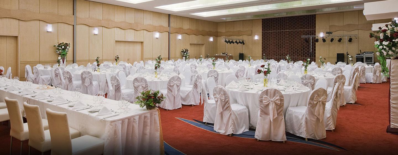 Hotel Hilton Malabo, Guinea Ecuatorial - Salón de fiestas