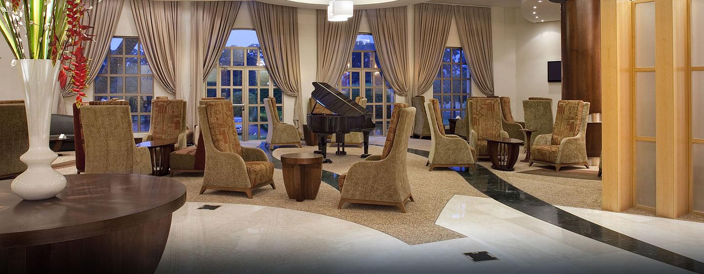 Hotel Hilton Malabo, Guinea Ecuatorial - Piano Bar