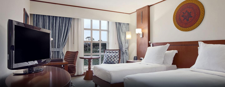 Hotel Hilton Malabo, Guinea Ecuatorial - Suite de lujo