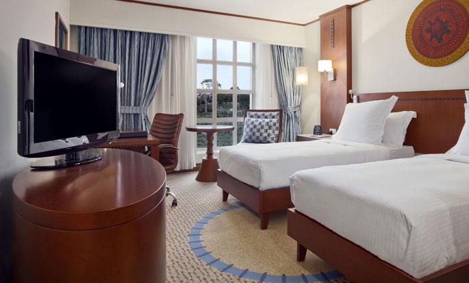 Hotel Hilton Malabo, Guinea Ecuatorial - Habitación doble