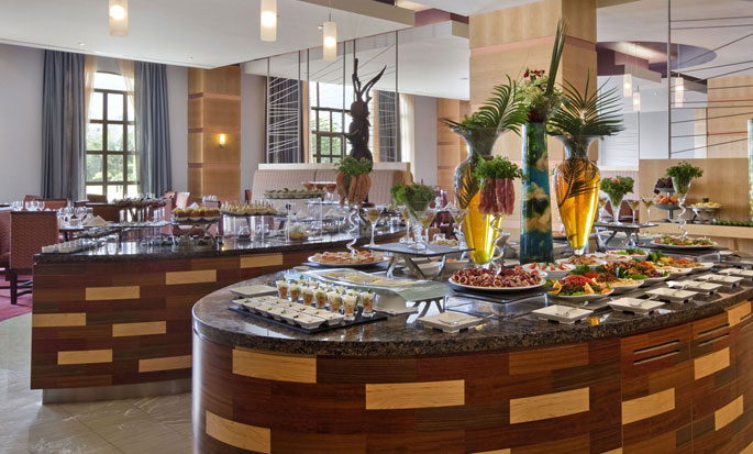 Hotel Hilton Malabo, Guinea Ecuatorial - Restaurante