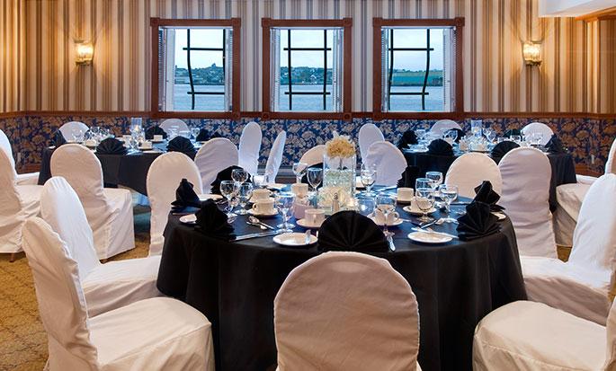 Hôtel Hilton Saint John, NB, Canada - Salle Kings County