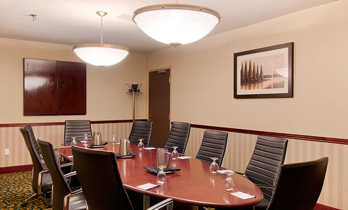 Hôtel Hilton Saint John, NB, Canada - Salle de conférence