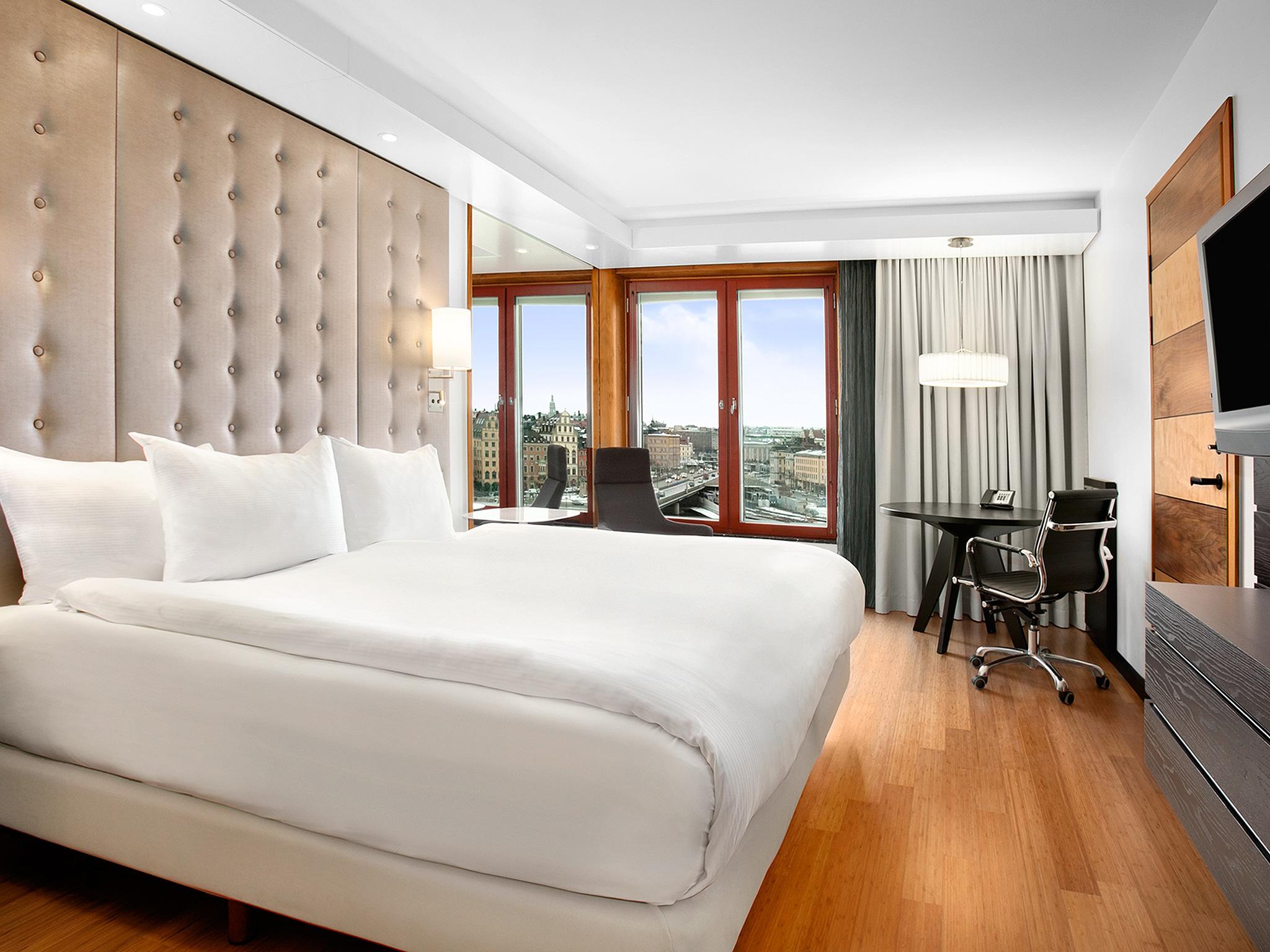 hitta hotel i stockholm