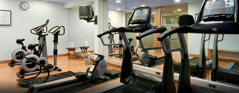 Hôtel Hilton Strasbourg, France - Centre sportif