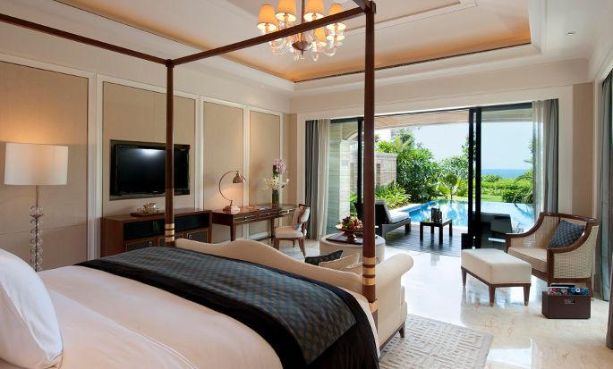 Conrad Sanya Haitang Bay - Bedroom
