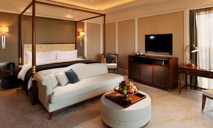 Conrad Sanya Haitang Bay - Villa Bedroom