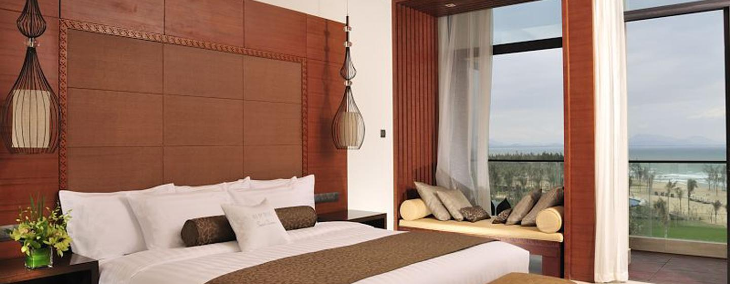 DoubleTree Resort by Hilton Hotel Sanya Haitang Bay Hotel, China – Deluxe Suite mit Meerblick