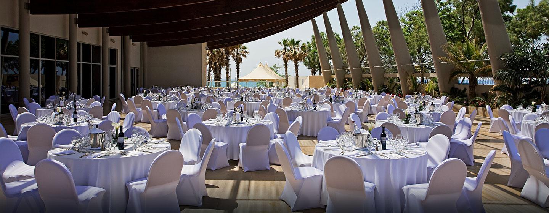 Hilton Tel Aviv Hotel, Israel – Grand Ballroom