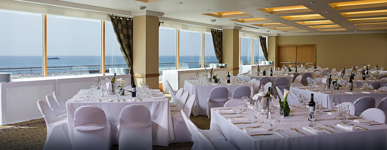Hilton Tel Aviv Hotel, Israel – Restaurant King Solomon