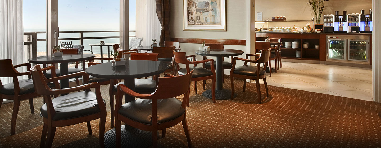 Hilton Tel Aviv Hotel, Israel – Executive Lounge