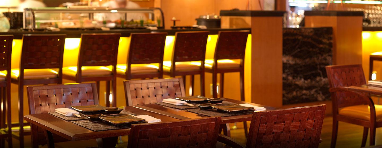 Hilton Tel Aviv Hotel, Israel – Sushi-Bar Yakimono