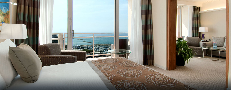 Hilton Tel Aviv Hotel, Israel – Plaza Vista Club Suite