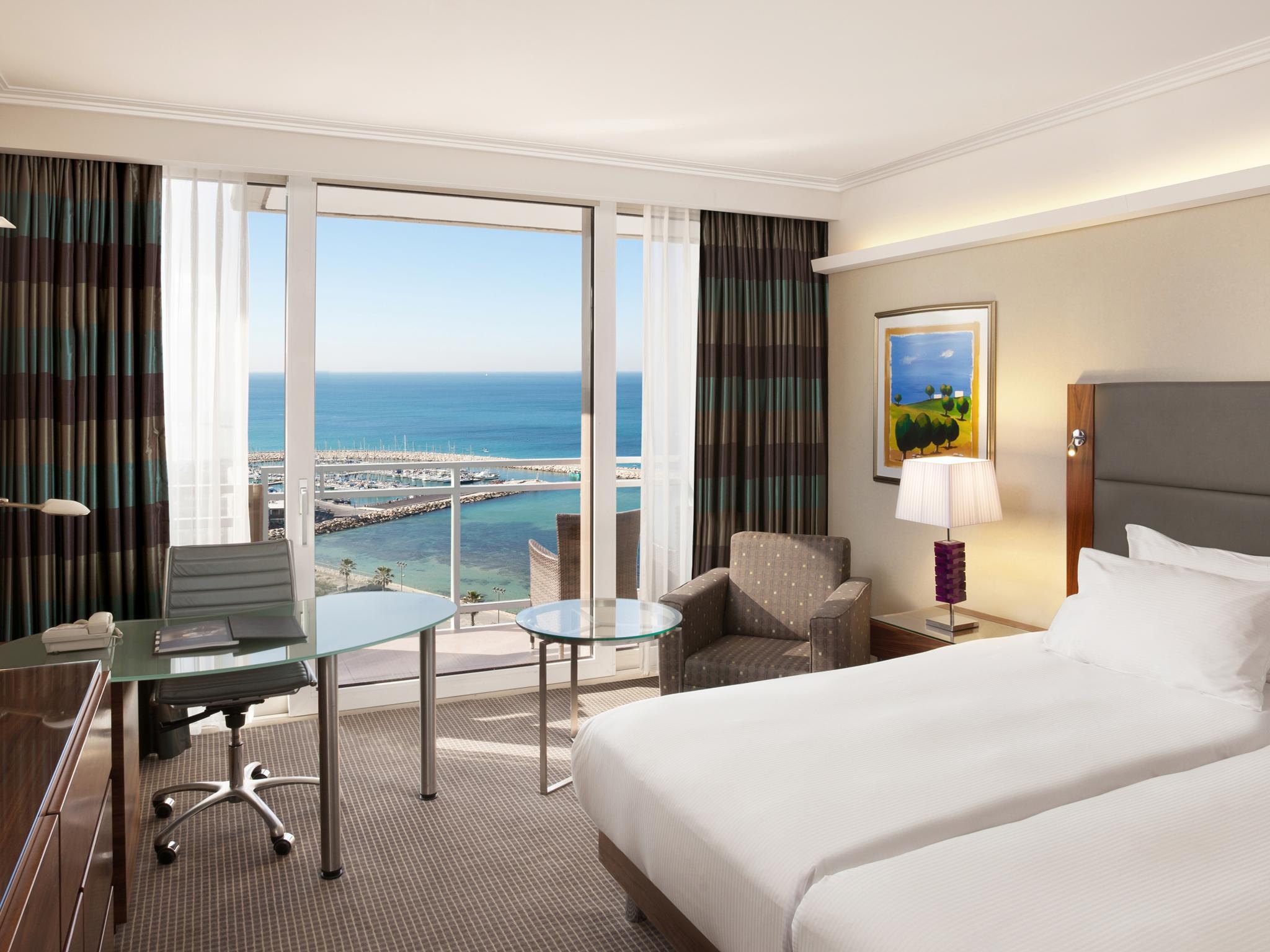 hôtel de luxe tel aviv