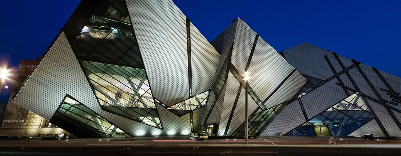 Hôtel Hilton Toronto, ON, Canada - Musée royal de l'Ontario