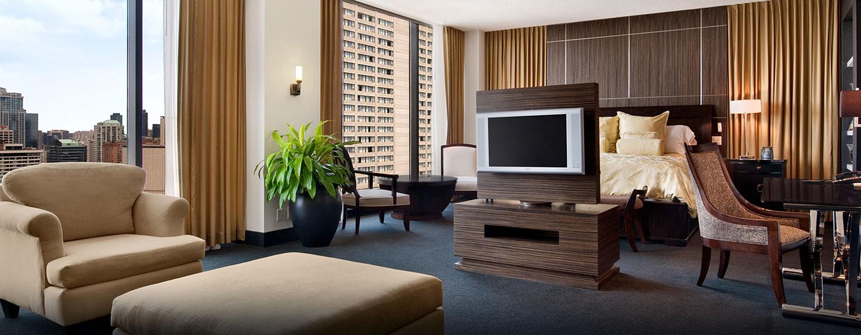 Hôtel Hilton Toronto, ON, Canada - Suite Margery Steele