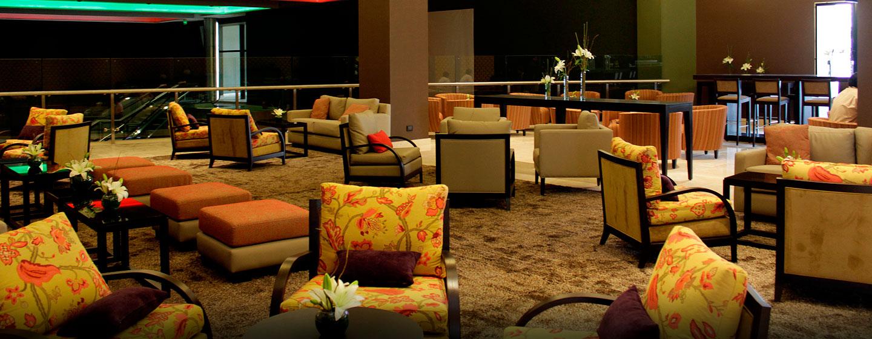 Hotel Hilton Garden Inn Tucuman, San Miguel, Argentina - Poltronas do lobby