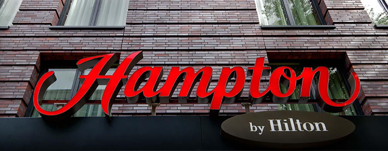 Hampton by Hilton Berlin City West, Deutschland– Außenbereich des Hotels