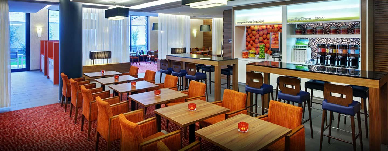 Hampton by Hilton Berlin City West, Deutschland – kostenfreies, warmes Frühstück