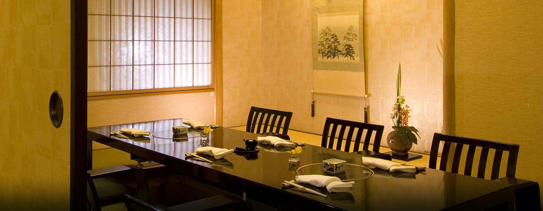Genießen Sie japanische Spezialitäten in priavter Atmosphäre